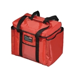 Rubbermaid® Pro Serve Professional Sandwich Delivery Bag, Red - FG9F4000RED