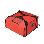 "Rubbermaid® PROSERVE™ Professional Pizza Delivery Bag, Red, Large, 21 1/2"" x 19 3/4"" x 7 3/4"" - FG9F3700RED"