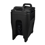Cambro® UC250 Ultra Camtainer, Black, 2.75 Gal - UC250110