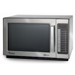 Amana® 1000W 1.2 Cu ft Commercial Microwave - RCS10TS