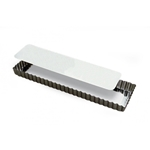 Browne® Rectangular Quiche Pan - 80125410