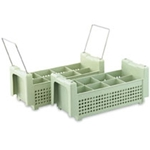 Vollrath® Flatware Basket, 8 Compartment - 52641