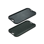 Lodge® Logic Pro Grid Iron Griddle, 20