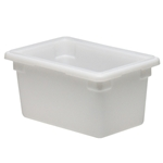 "Cambro® Camwear Poly Food Box, 12"" x 18"" x 9"" - 12189P148"