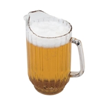 Cambro® Camwear Pitcher, Clear, 60 oz - P600CW135
