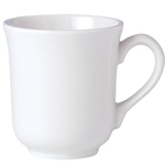 Steelite® Simplicity Club Coffee Mug, White, 10 oz (3DZ) - 11010349
