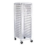 "Browne® Clear Rack Cover, 23"" x 28"" x 62"" - 57913400"