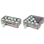 Cambro® Camrack® 20 Compartment Cup Rack, Gray  - 20c258151