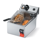 Vollrath® Cayenne® Standard-Duty Electric Fryer, 10 lb, 120 V - 40705