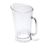 Rubbermaid® Bouncer II Pitcher 60 Oz, Clear - FG333400CLR