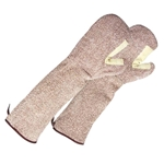 "Superior Glove® OILBLOC Bakers Mitts, 17"" - TBMOB"