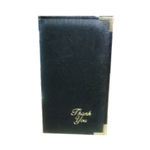 Universal Bindery® Padded 'Thank You' Cheque Holder - 1001