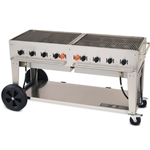 "Crown Verity® Barbecue, Propane, 60"" - MCB-60-LP"