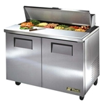 "True® Refrigerated Sandwich Salad Unit 48"", 12 Pan - TSSU-48-12-HC"