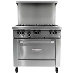 "Garland® G Series 36"" Natural Gas Range - G36-6R(NG)"