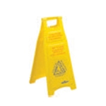 TTS Sales & Marketing® Caution Floor Sign Multilingual - 119