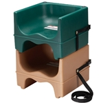 Cambro® Booster Seat, Brown - 200BC131