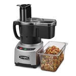 Waring Commercial® Combination Batch Bowl & Continuous Feed Food Processor, 4 Qt - WFP16SCD