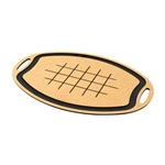 Epicurean® Carver Board Oval 23.5