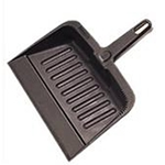 Rubbermaid® Dust Pan - FG200500CHAR