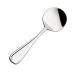 "Browne® Celine Round Soup Spoon, 7"" - 502513"