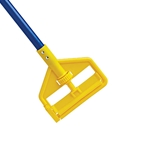 "Rubbermaid® Invader Mop Handle 60"", Blue - FGH14600BL00"