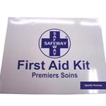 WASIP® First Aid Kit, Level 1 - 733640