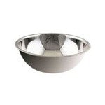 Browne® Stainless Steel Mixing Bowl, 5 Qt - 574955