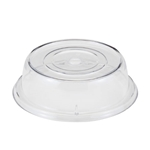 "Cambro® Camcover Plate Cover, Clear, 9.125"" - 900CW152"