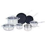 Zwilling J.A. Henckels® Aragon 11pc, Cookware Set - 40770-001