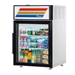 True® Counter Top Merchandiser Cooler, White - GDM-05-HC-LD(WHT)