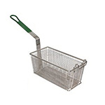 Prince Castle™ Frequent Fryer Basket w/Coated Green Handle, (5/CS) - 78-P
