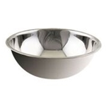 Browne® Mixing Bowl Stainless Steel, 13 Qt - 575933