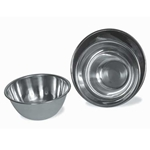 Browne® Stainless Steel Deep Mixing Bowl, 4 Qt - 575904