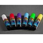 Flanagan Agencies® Fluorescent Chalk Marker, White - 12-AC-0006