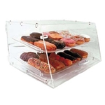 Johnson-Rose® Acrylic Pastry Display Case, 2 Trays - 41702