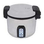 Town Food Service Equipment® Rice Cooker 30 Cup - 57130