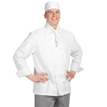 Chef Revival® Chef Coat, White, Large - J049-L