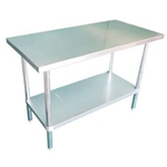 EFI® Stainless Steel Work Table 24