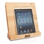 John Boos® iBlock Cutting Board & Stand, Maple, 12