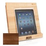 John Boos® iBlock Cutting Board & Stand, Walnut, 12