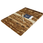 Fresco® Teak Cutting Board, Canary Collection, 14