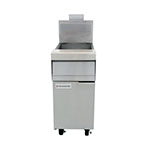 Frymaster® High Volume Economy Natural Gas Fryer, 110000 BTU - MJ140(NG)