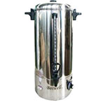 Boswell® PC Series Stainless Steel Hot Water Boiler, Grey/Silver, 100 Cups, 120 V - PU200