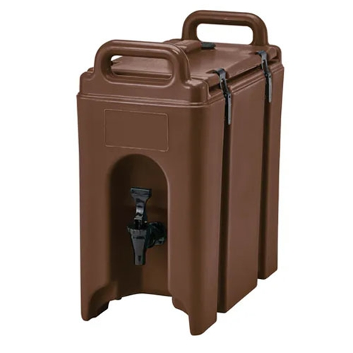 Cambro® Camtainer, Dark Brown, 2.5Gal - 250LCD131