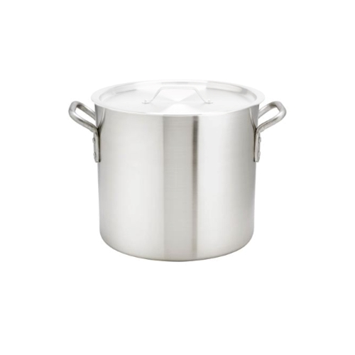 Browne® Thermalloy Aluminum Stock Pot, 80 Qt - 5813180