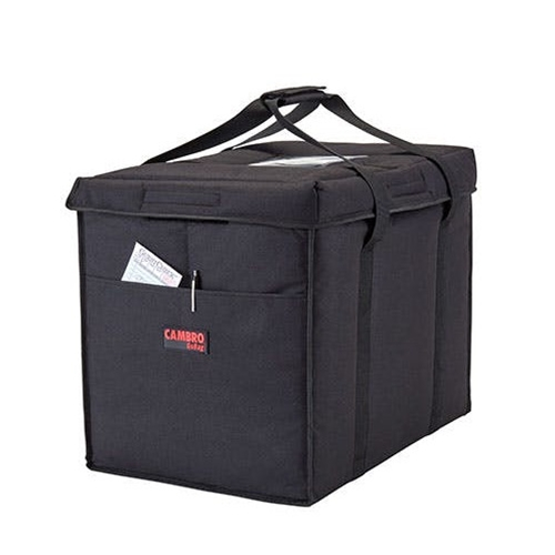 Cambro® GoBag™ Large Folding Delivery Bag, Black (4) - GBD211417110Cambro® GoBag™ Large Folding Delivery Bag, Black (4) - GBD211417110