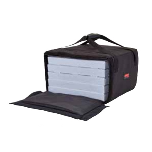 Cambro® GoBag™ Large Pizza Delivery Bag, Black (4) - GBP518110Cambro® GoBag™ Large Pizza Delivery Bag, Black (4) - GBP518110