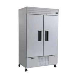 Habco® Dependable Series Reach-In Freezer, 2-Door, 46 CU FT - SF46SA