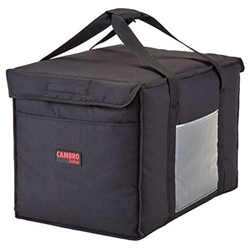 Cambro® GoBag™ Large Delivery Bag, Black (4) - GBD211414110